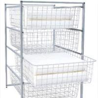 IKEA Antonius Frame & 4 Wire Baskets, Furniture on Carousell