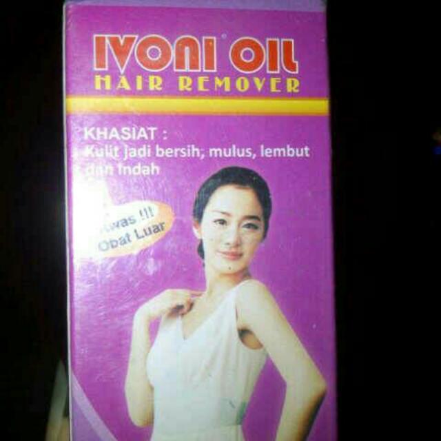 Promo Grosir Obat Cream Oles Perontok Bulu Permanen Ivoni Oil Asli Original Health Beauty On Carousell