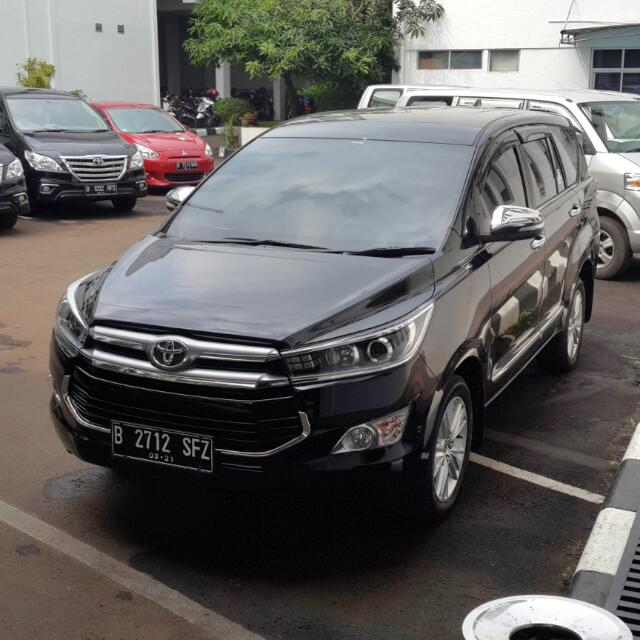 all new kijang innova q diesel toyota alphard 2018 indonesia a t 2016 cars on carousell