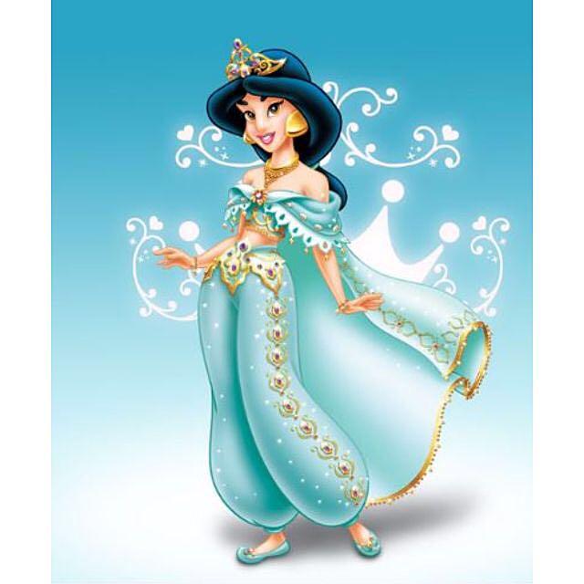 disney princess jasmine photobooth