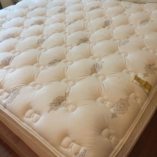 simmons beautyrest worldclass milan eurotop plush king size mattress