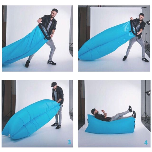 air inflated sofa bed wwwGradschoolfairscom