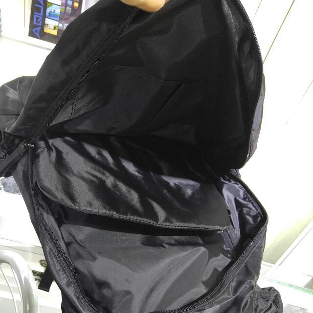 日本大阪背包品牌Anello Hight Twill Nylon Backpack尼龍背囊. Men's Fashion. Men's Bags & Wallets on Carousell