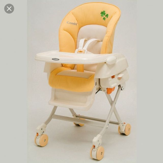 combi high chair exercises and rocker on carousell