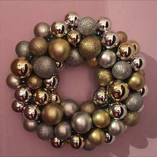 Christmas Ornament Wreaths For Sale