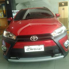 Toyota Yaris Trd Heykers Harga Grand New Avanza Di Pontianak Cars For Sale On Carousell