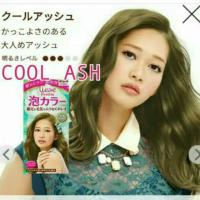 Liese Prettia Bubble Hair Color Japan (Color Cool Ash ...