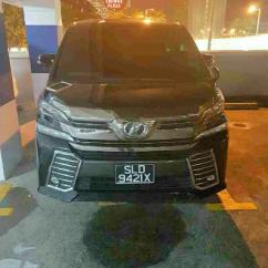Toyota All New Vellfire 2.5 Zg Edition Ukuran Wiper Grand Avanza 2016 2 5 Z G Cars Vehicle Rentals On Carousell Photo