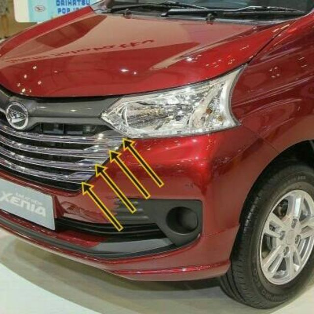 pelindung radiator grand new avanza brand camry price list grill chrome great xenia merk jsl auto accessories on carousell