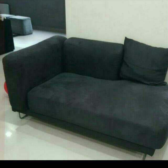 ikea tylosand chaise sofa