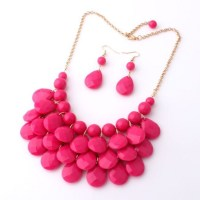 Fuschia Fashion Jewelry