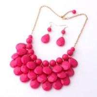 Fuschia Fashion Jewelry - Jewelry Ufafokus.com