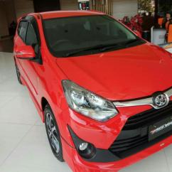 Toyota New Agya Trd Yaris Malaysia Cars For Sale On Carousell