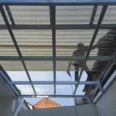 Baja Ringan In English Canopi Atap Solar Tuff Spandek Property Others On