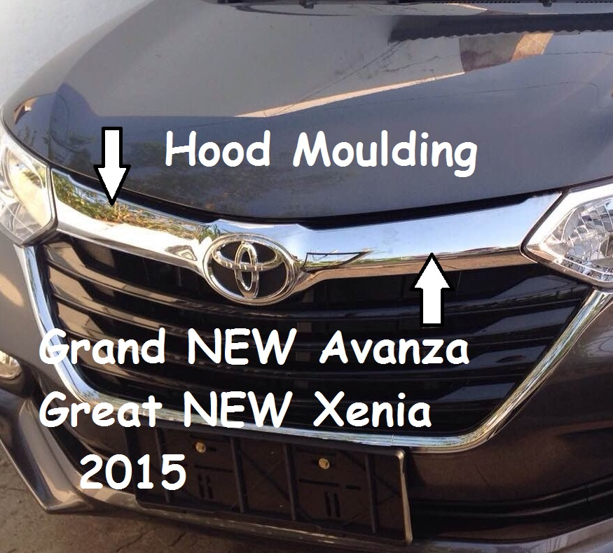 oli mesin grand new avanza harga all kijang innova 2.0 g a/t lux hood moulding list kap great xenia 2015 auto accessories on carousell