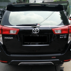 All New Kijang Innova Type Q Harga Grand Veloz Rear Skid Plate Reborn 2016 Tipe Auto Accessories On Carousell