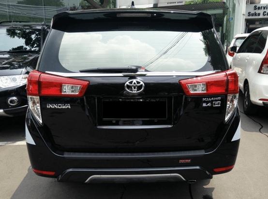 all new kijang innova type q grand veloz 1.5 hitam rear skid plate reborn 2016 tipe auto accessories on carousell
