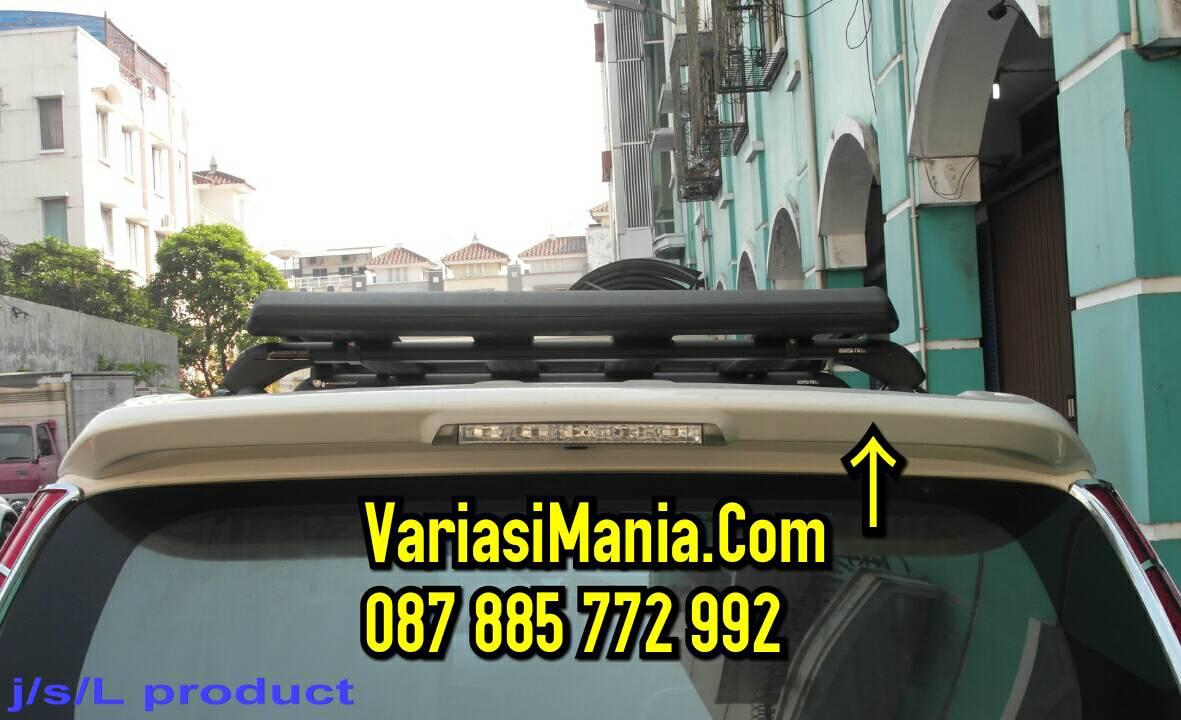 roof rack grand new avanza veloz modifikasi spoiler all xenia cat bahan plastik abs auto accessories on carousell