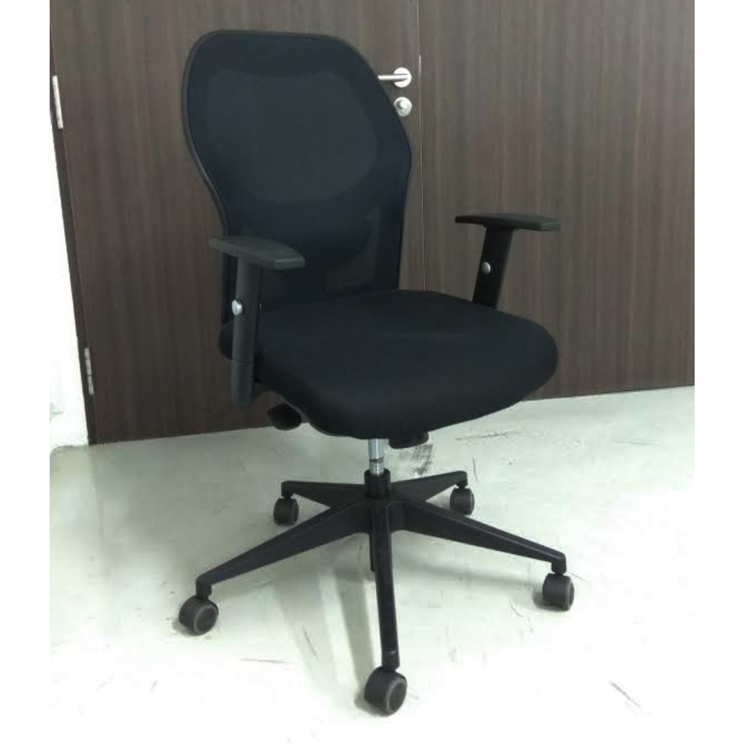 Comfy Office Chairs Super Comfy Black Office Chairs Lightly Used
