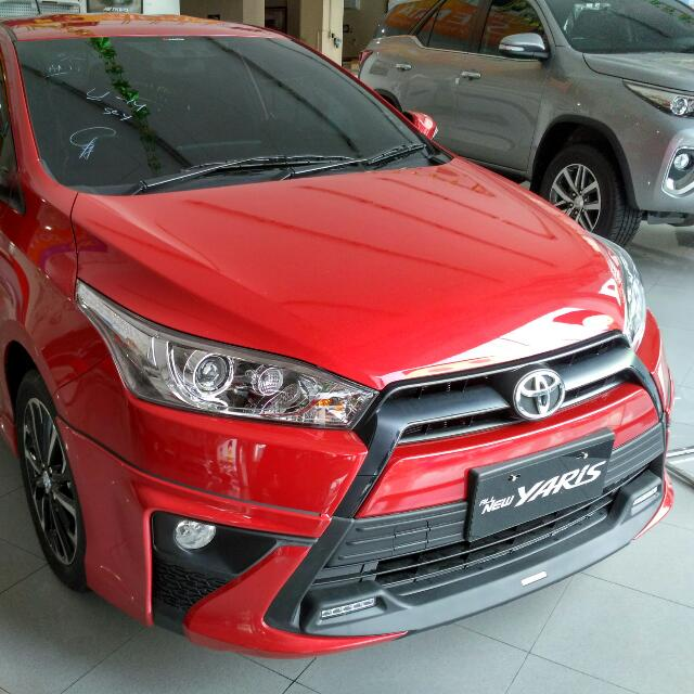 all new yaris trd head unit grand veloz 2018 toyota sportivo cars for sale on carousell