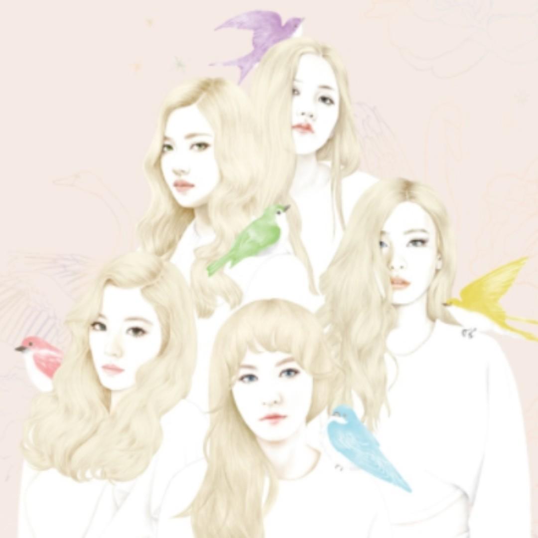 Red Velvet Ice Cream Cake K Wave Di Carousell