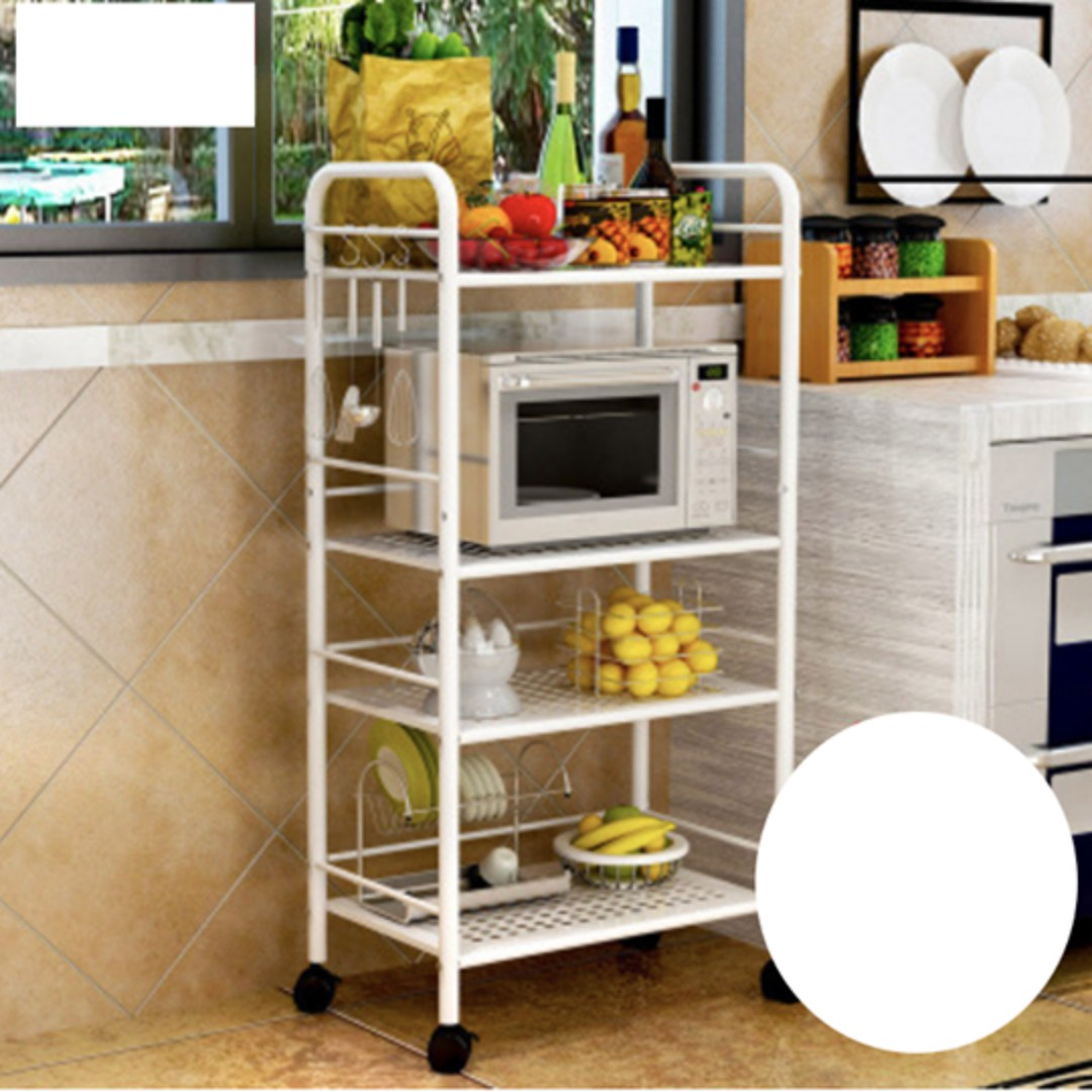 kitchen organizer table for small spaces simple and neat white stainless steel appliances on carousell