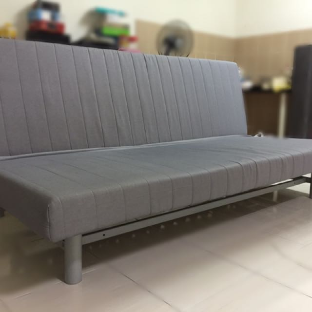 sofa bed malaysia murah black fabric corner manchester ikea beddinge home furniture on carousell photo