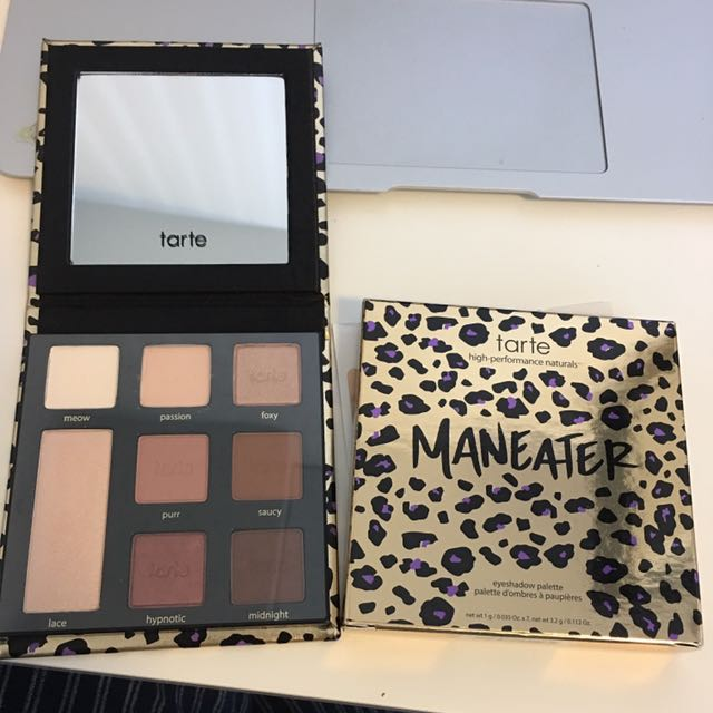 tarte limited edition maneater