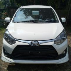 New Agya 1.2 G At Trd All Camry Hybrid 2019 1 2 Matic Sportivo Cars For Sale On Carousell