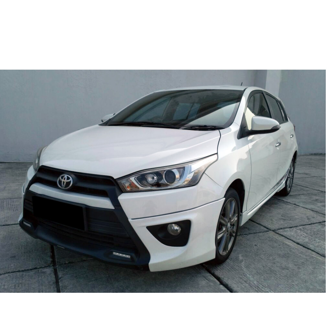 toyota yaris trd 2015 harga interior grand new avanza g 2018 sportivo a t 2nd thn 2014 cars for sale on carousell