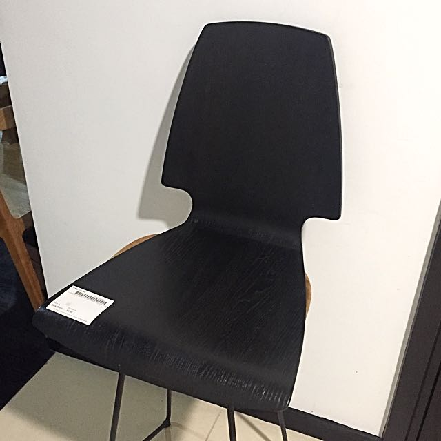 vilmar chair instructions children s living room chairs ikea top piece home furniture on carousell