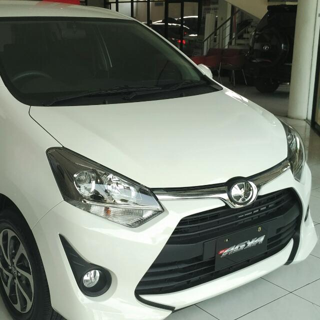 new agya 1.2 g trd all toyota avanza veloz 2019 1 2 mt cars for sale on carousell
