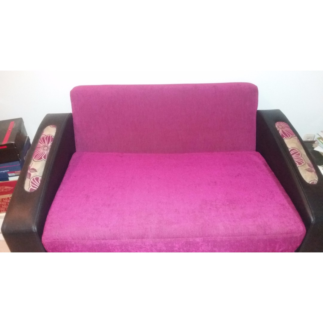 sofa bed lipat murah di surabaya corner and swivel chair set tidur review home co