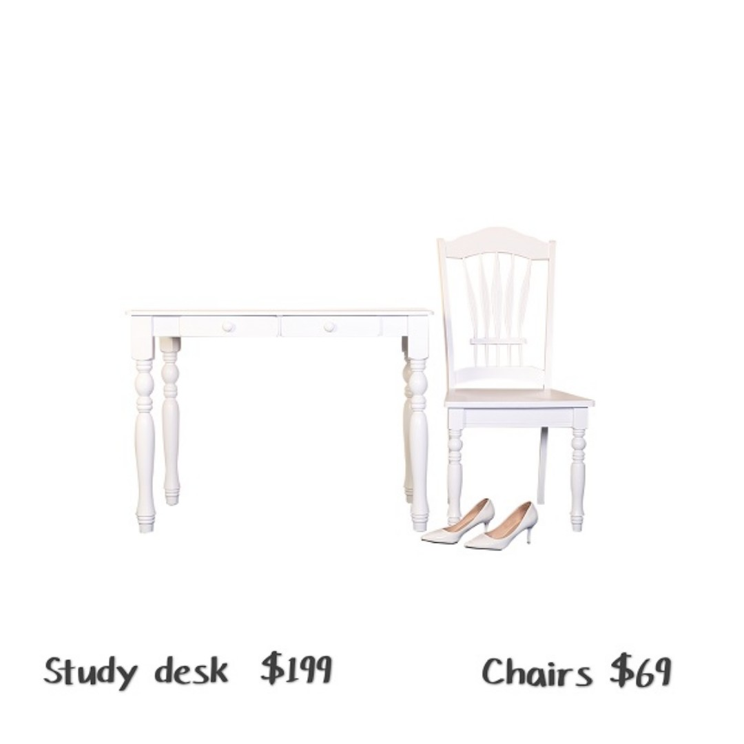 Study Table And Chair Study Table Chair Set 10 Years Warranty