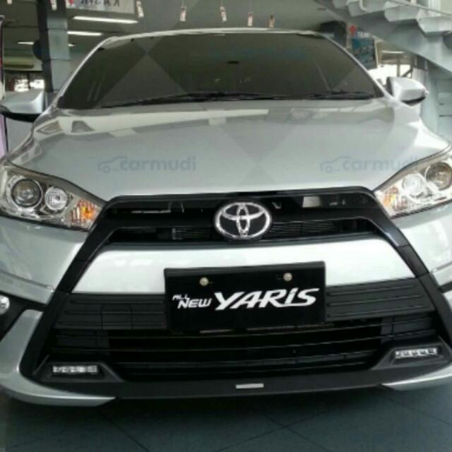 toyota yaris trd cvt new agya 1.2 m/t s cars for sale on carousell