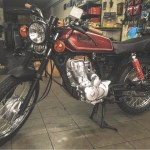 Honda Cg125 Cafe Racer Motorcycles Motorcycles For Sale Class 2b On Carousell