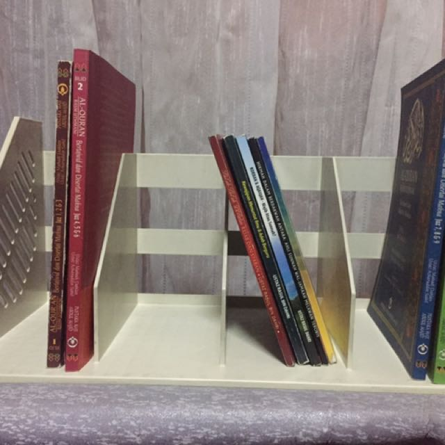 book organisers shelves separator