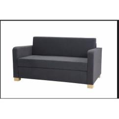 Solsta Sofa Bed Ransta Dark Gray Review Wooden Set Designs Photos Armchair Ikea