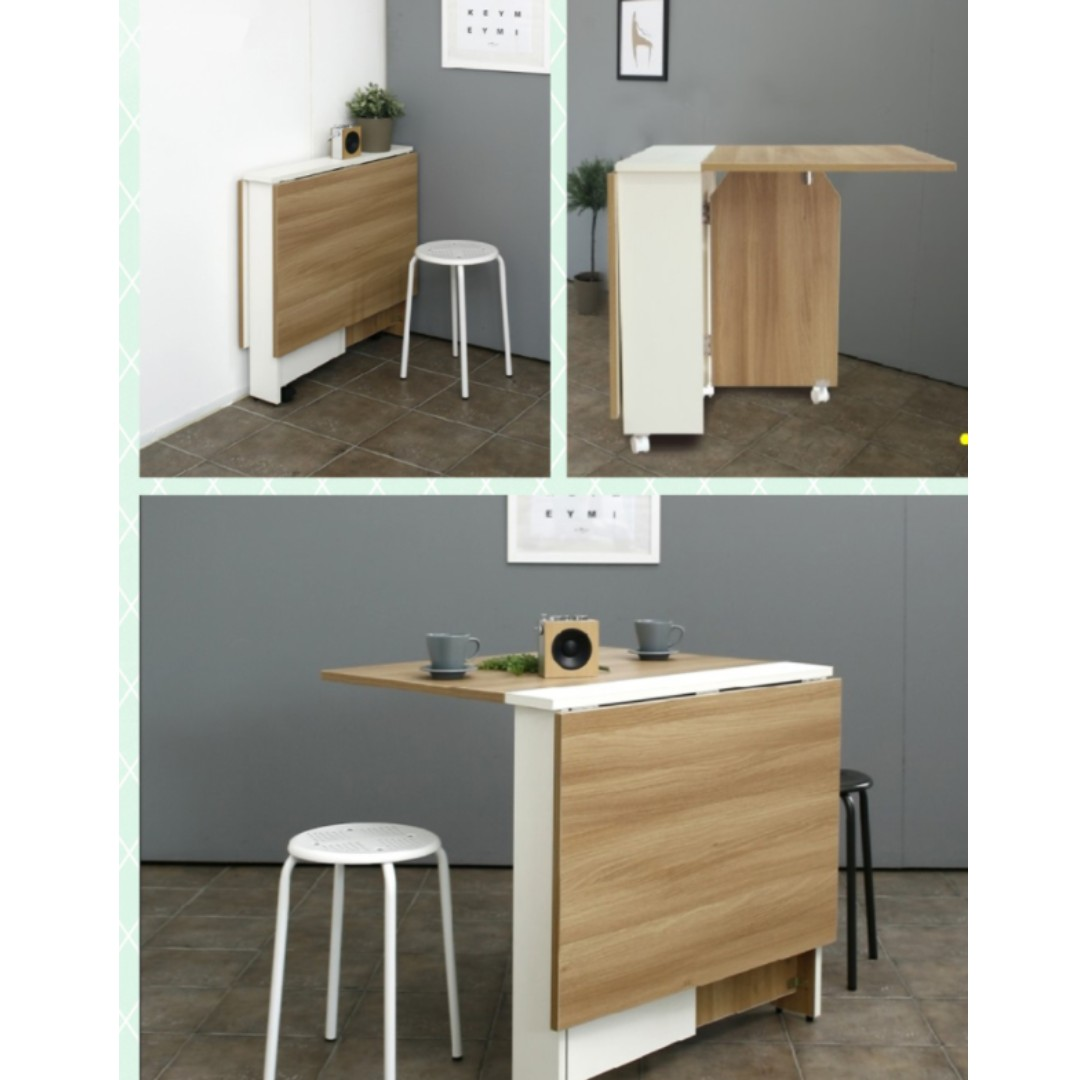 Foldable Table Table Dining Table Study Table Smart