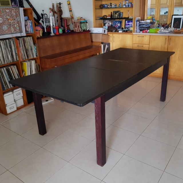 Expandable Work Table