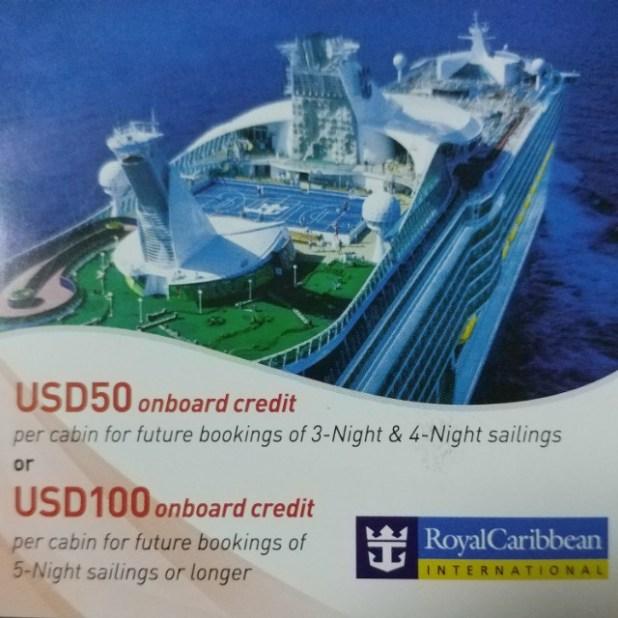 Royal Caribbean Onboard Credit Gift Card Giftsite