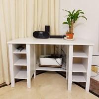 Ikea corner table. Brusali corner desk, Furniture, Tables ...