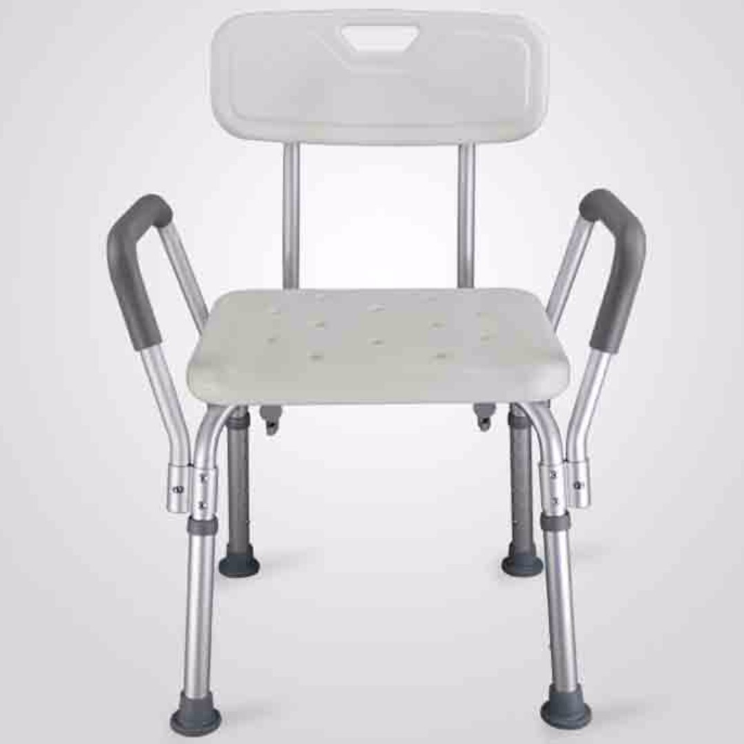 shower chair for elderly singapore folding size free delivery furniture others on carousell photo