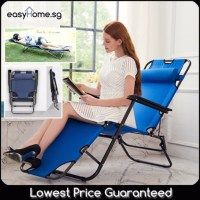 $31 OFFER Foldable Chair / Portable Sleeping Bed/ Camping