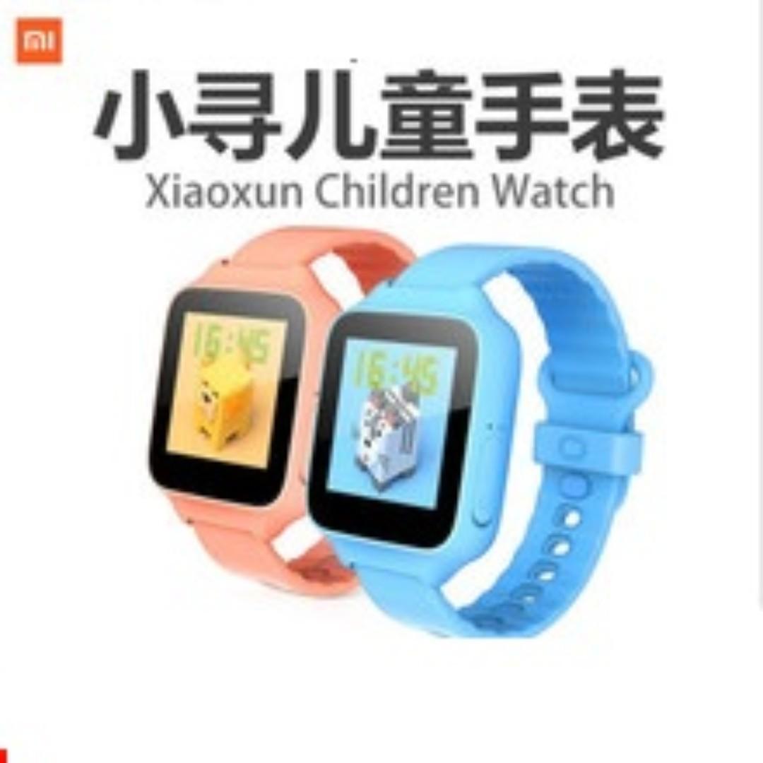 Xiaomi 小米 小尋兒童電話手錶. 電子產品. 手提電話 - Carousell