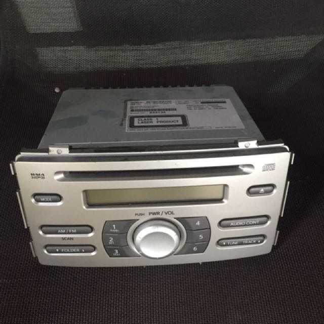 head unit oem grand new veloz test drive ori avanza auto accessories on carousell