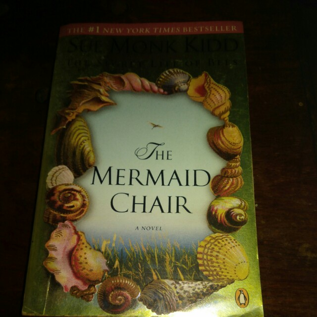 the mermaid chair best patio chairs sue monk kidd books on carousell