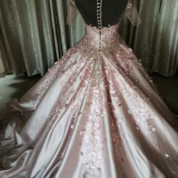 CB1- For Rent Elegant Debut Ball Gown, Women's Fashion ...