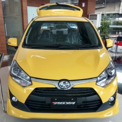 Toyota New Agya Trd Perbedaan Grand Avanza E Dan Std 1 2 G Cars For Sale On Carousell