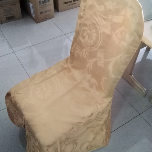 banquet chair covers malaysia swivel canada cover kitchen appliances on carousell